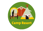 Logo Camp Resort